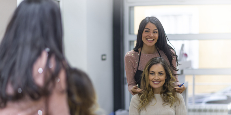 help you find a great hair salon